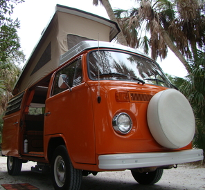 vw Bus Rentals, Campervan Rentals, VW Bus Rentals, Key West, Camping