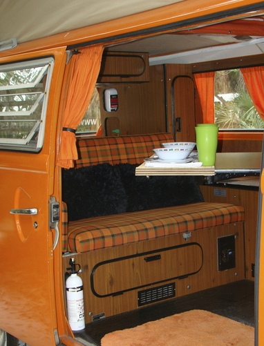 Vw Bus Florida Oldscool Campers Llc Autumn