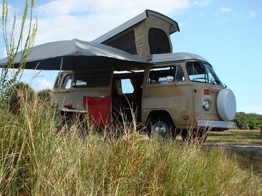 Florida Oldscool Campers VW Buses