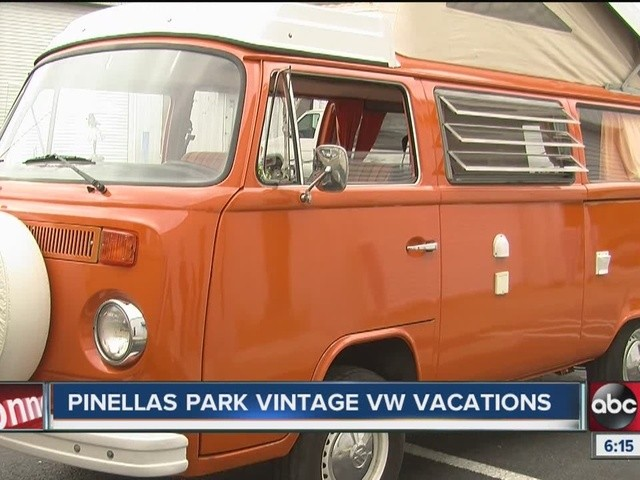 Florida VW Rentals, ABC Action News,